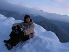 zimowisko górskie