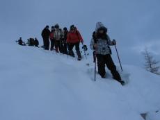 zimowisko w górach