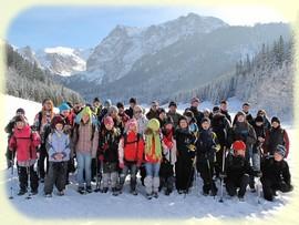 zimowiska w górach, zimowisko dla dzieci
